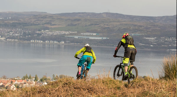 Mountain Bike Hire in Dunoon